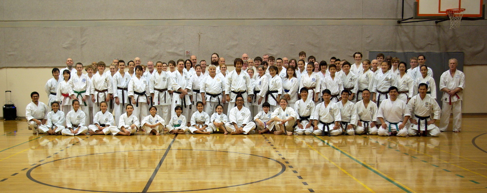 Karate dynamics Seminar Group, Seattle, October 3, 2015