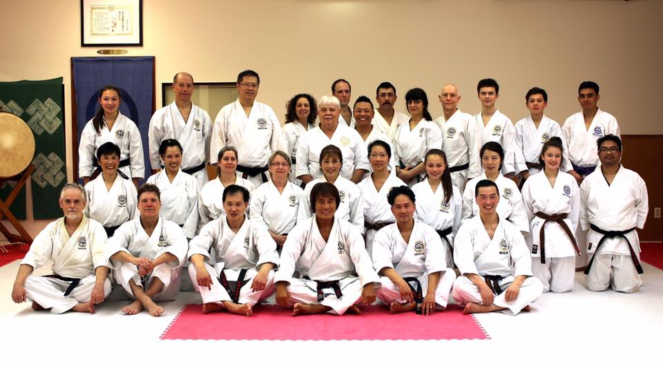 Advance Class & Monthly Black Belt Meeting   AkioMinakami©2016