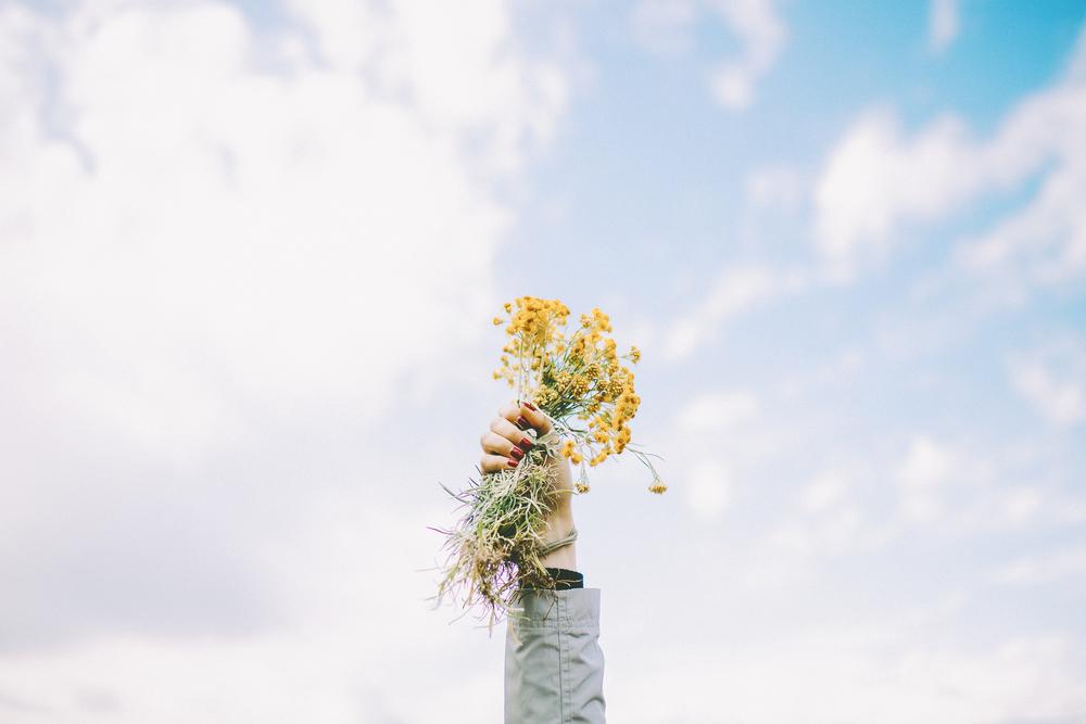 Jen + Flowers