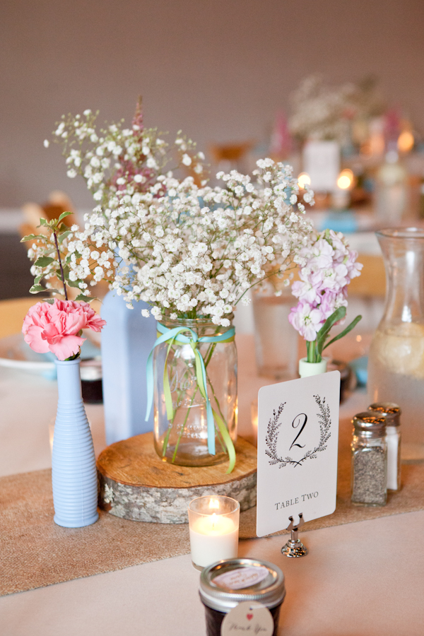 Five diy rustic centerpieces — the botanical box