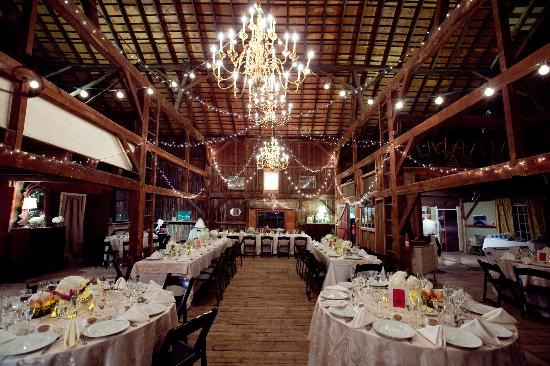 rustic barn wedding venues in nj