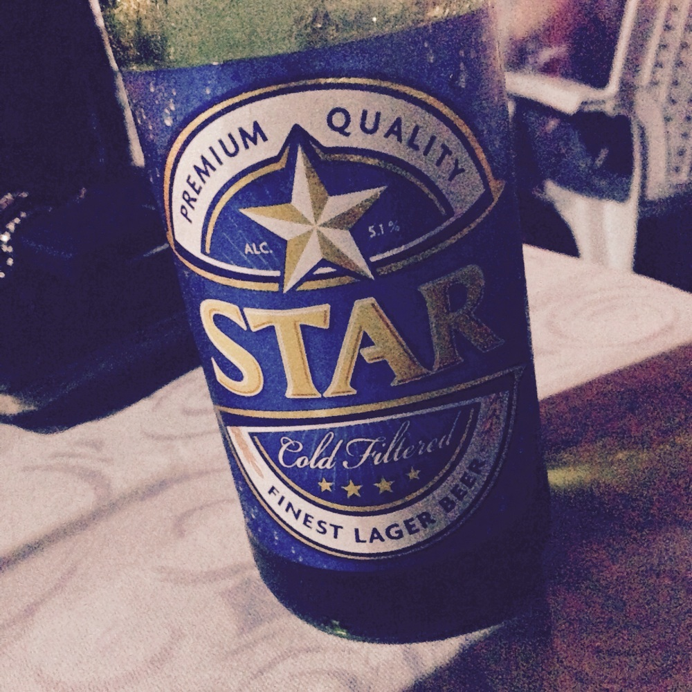Star is to Lagos hipsters as Pabst Blue Ribbon is to American hipsters