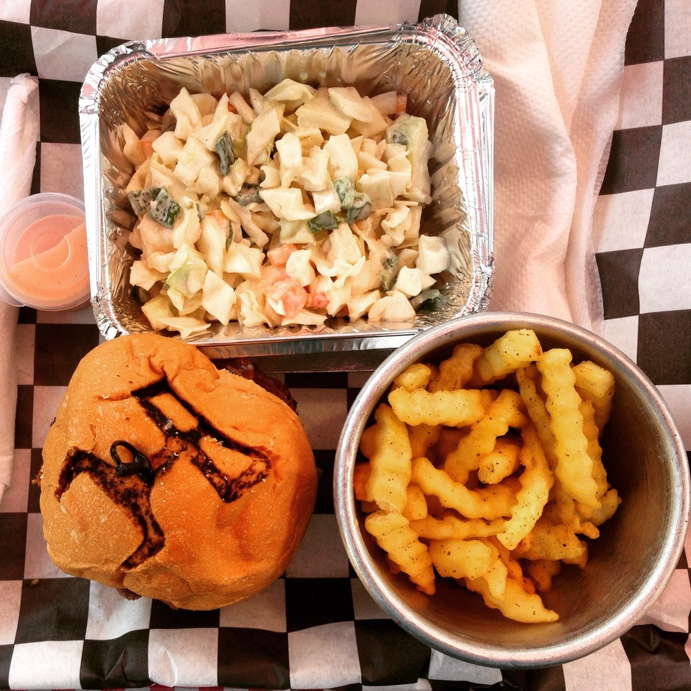 burger-plate