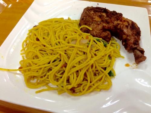 chefvys spaghetti