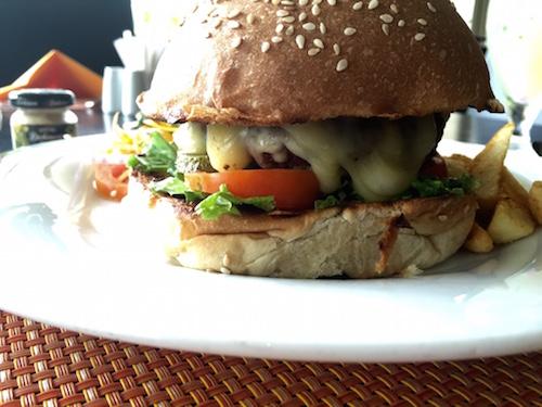 Federal Palace Hotel Burger