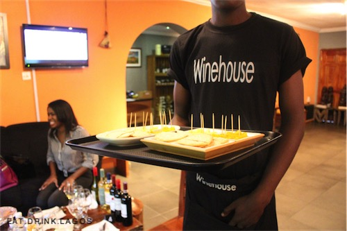 wine bar ikoyi