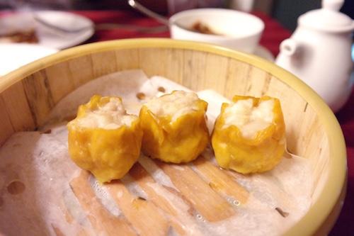 Steamed Shu Mai