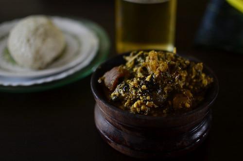 Asala-Scent Leaf Soup
