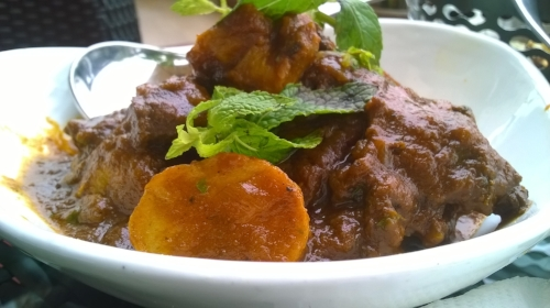 Spice Route Mutton Vindaloo