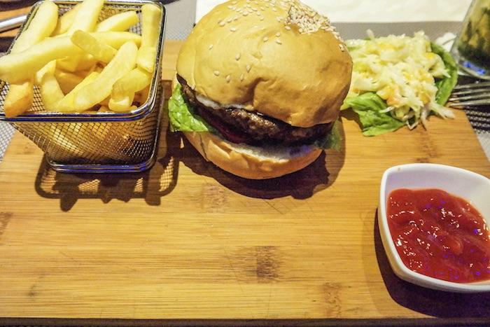 Zenbah Burger