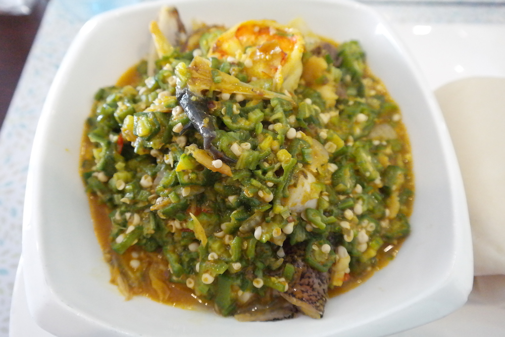 seafood okro at utazi restaurant.JPG
