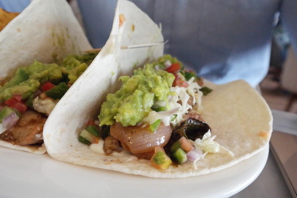 Craft Gourmet tacos