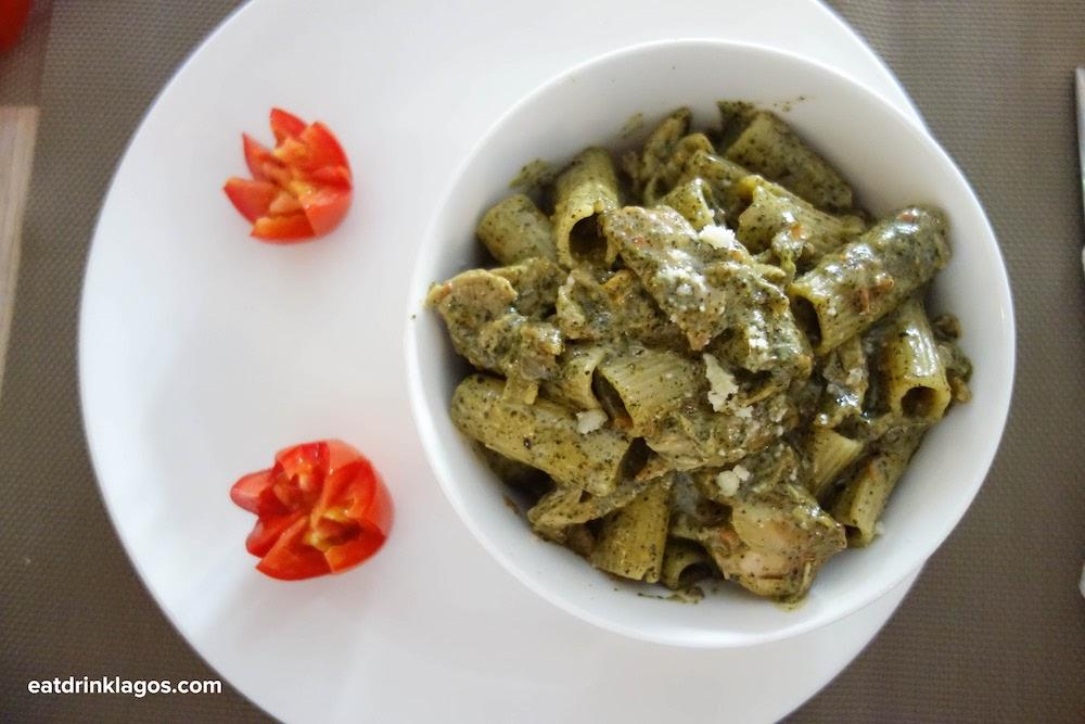 African Pesto
