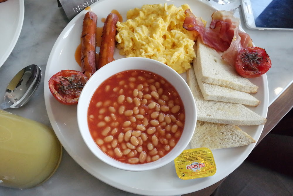Craft Gourmet's take on the Full English