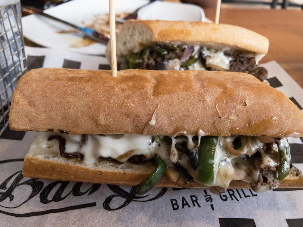 The Steak Sandwich