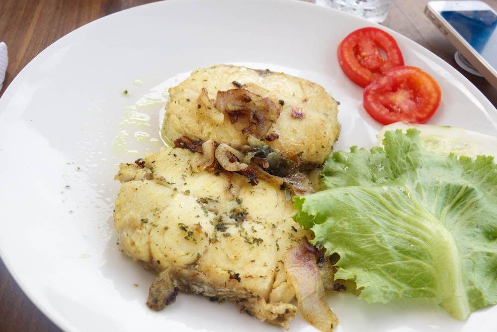 Barracuda Steak