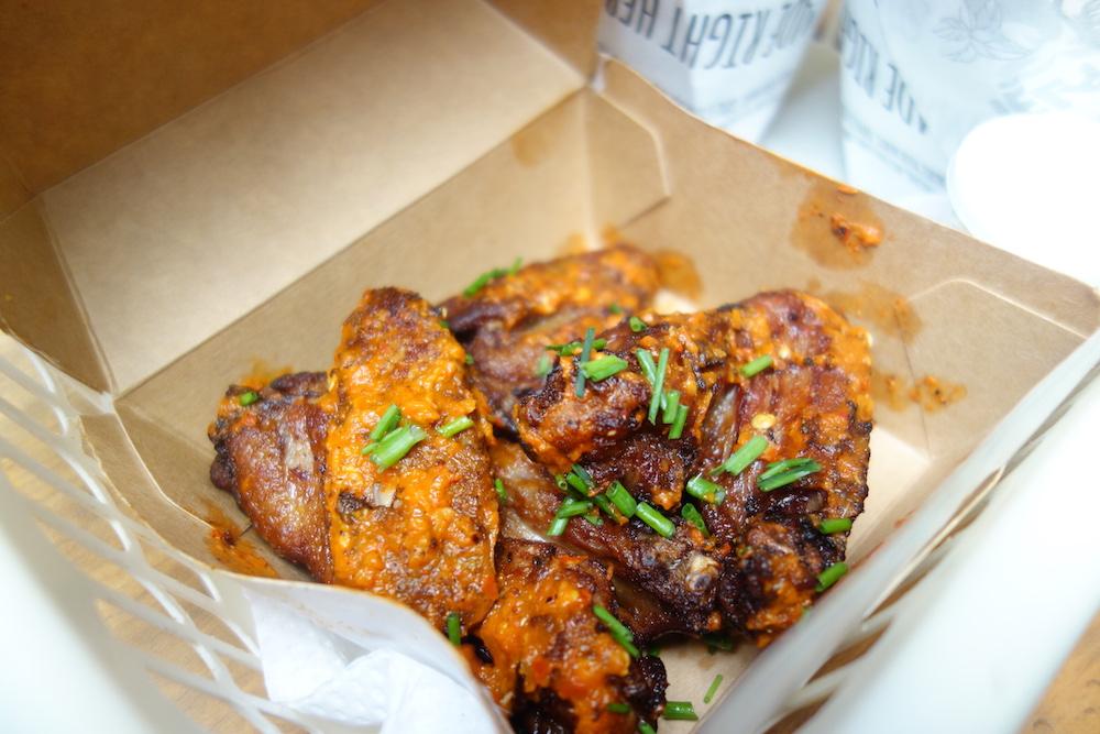 Finga Lickin' Harissa Chicken