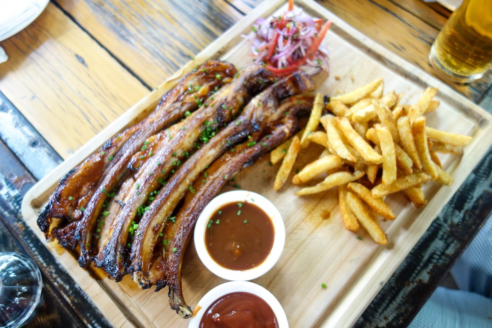 Pork Belly Ribs