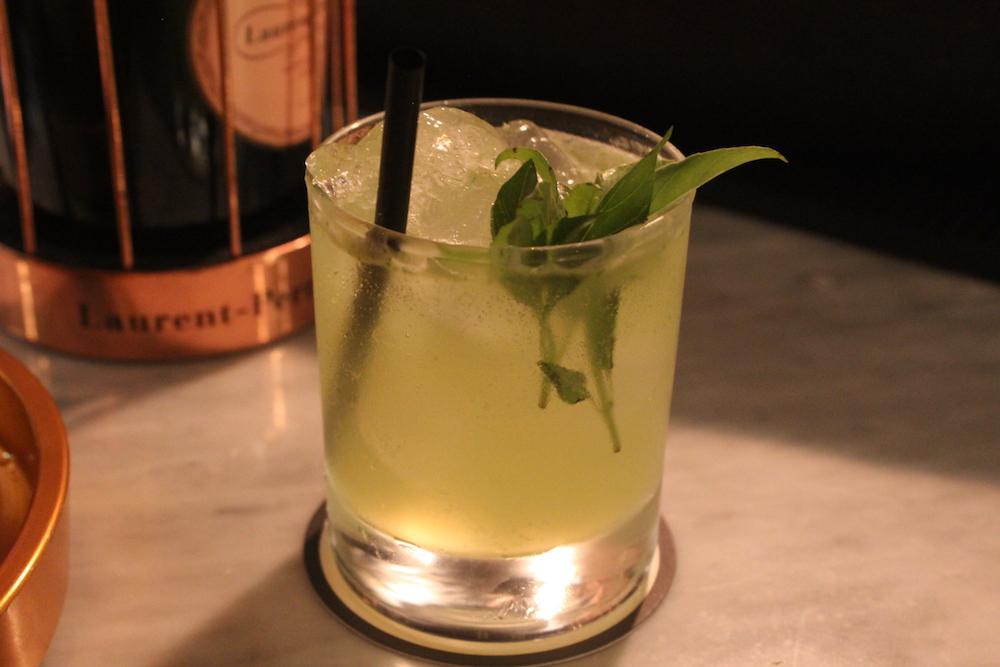 Gin Basil