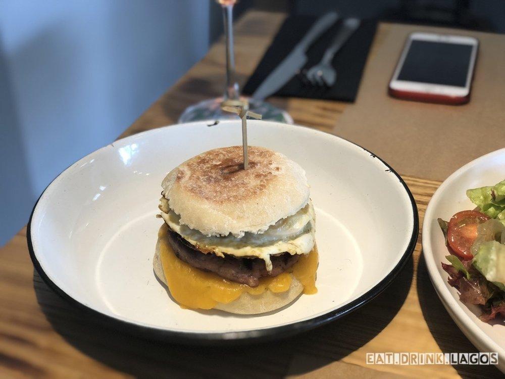 Egg & Sausage McLovin'