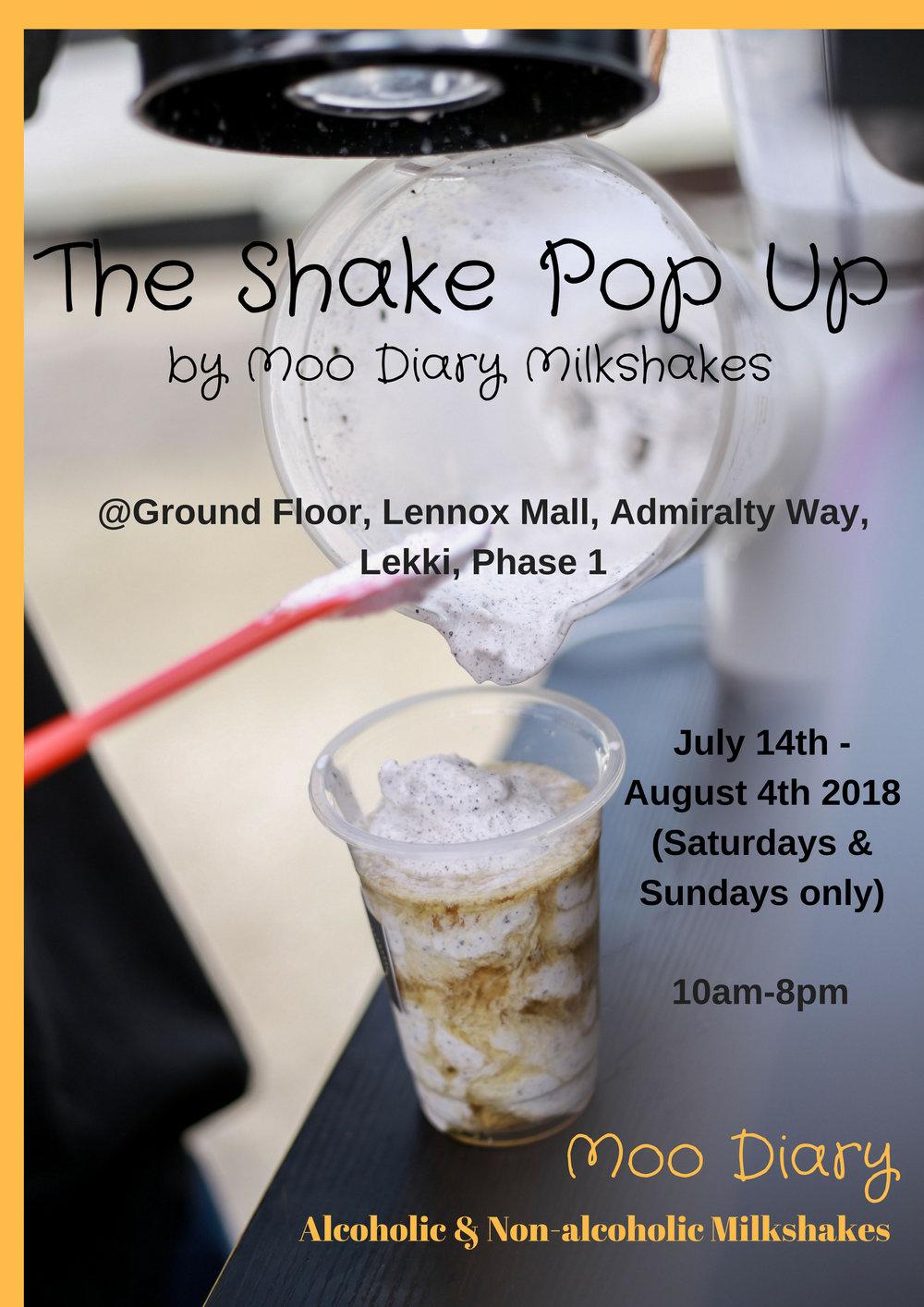 The Shake Pop Up -poster for instagram & EDL weekender.jpg