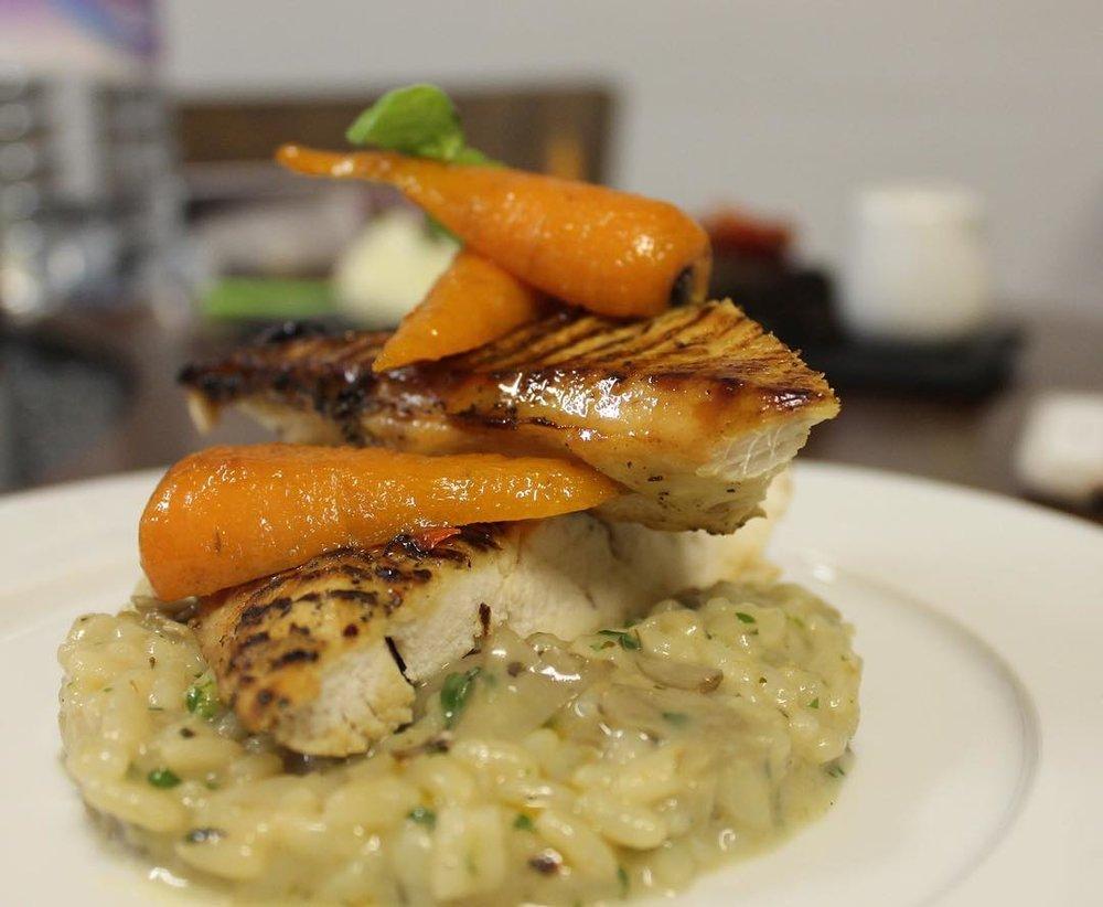 Chicken Risotto by Chef SiA