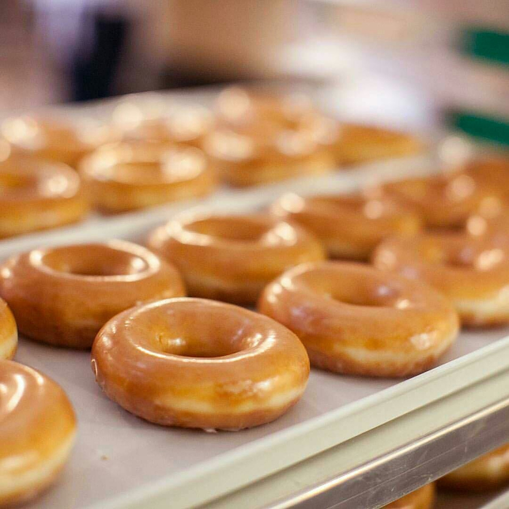 Original Glazed Doughnut