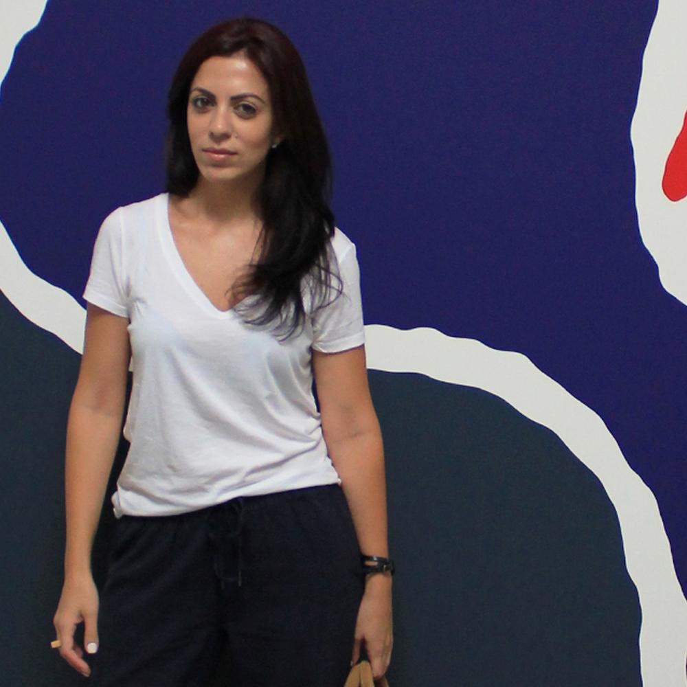 Armineh Karaoghlanian Creative Coordinator