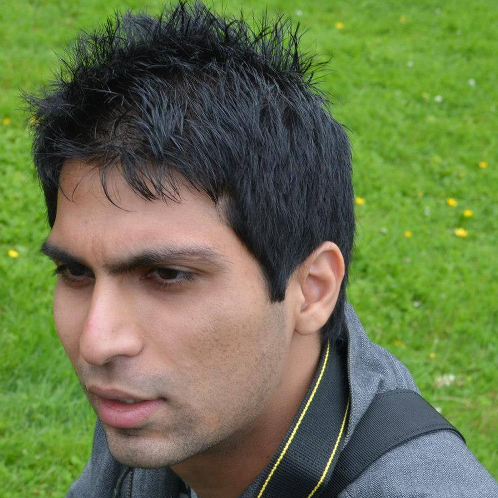 KAMRAN AHMED  staff film writer