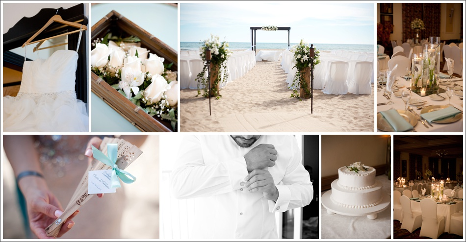 Anais + Mario Mazatlan Tiffany Blue Wedding