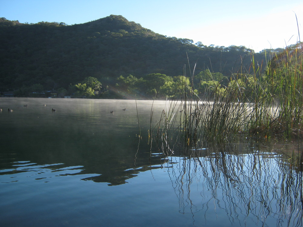 Santa Maria del Oro Laguna