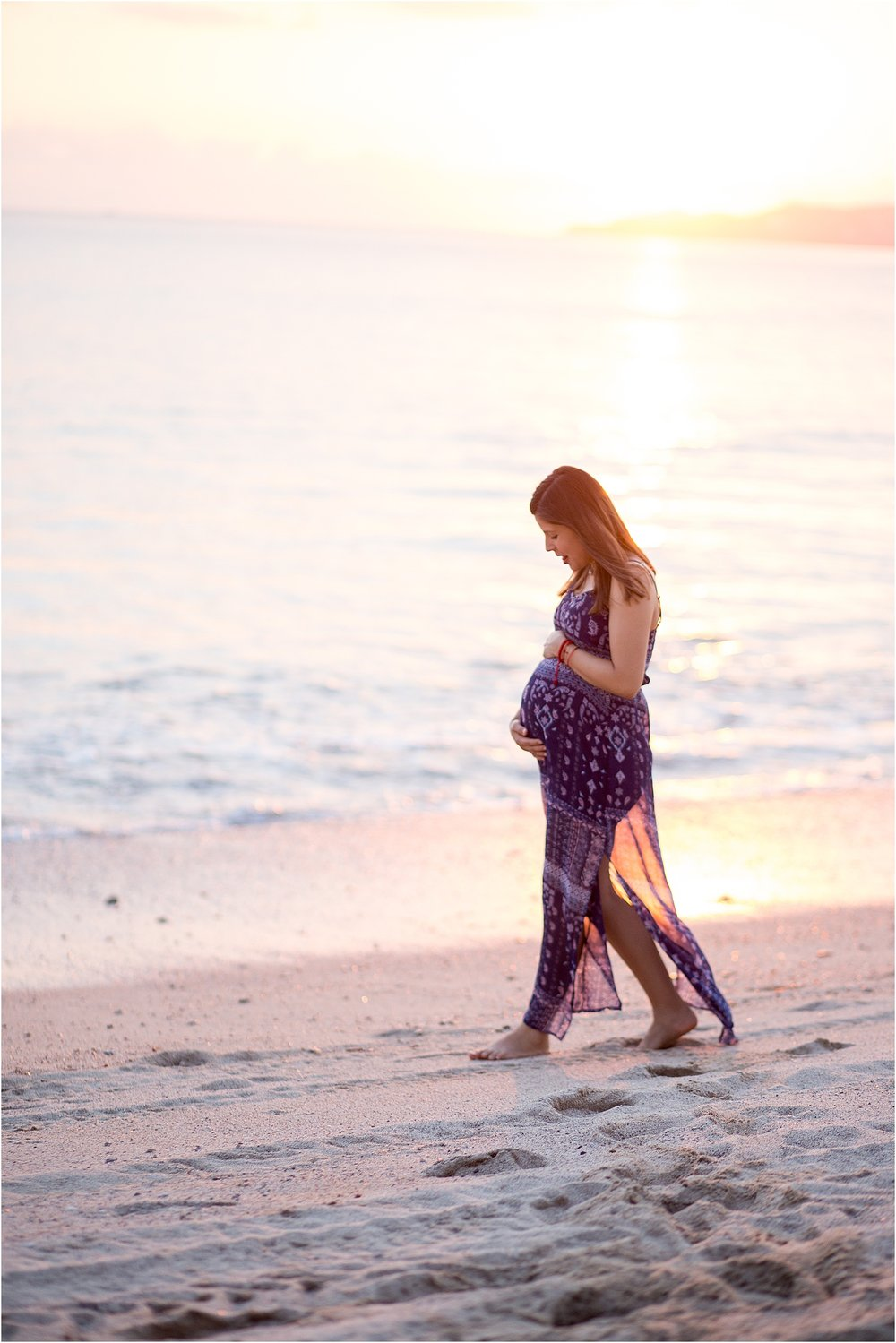 maternity-beach-sunset-photos