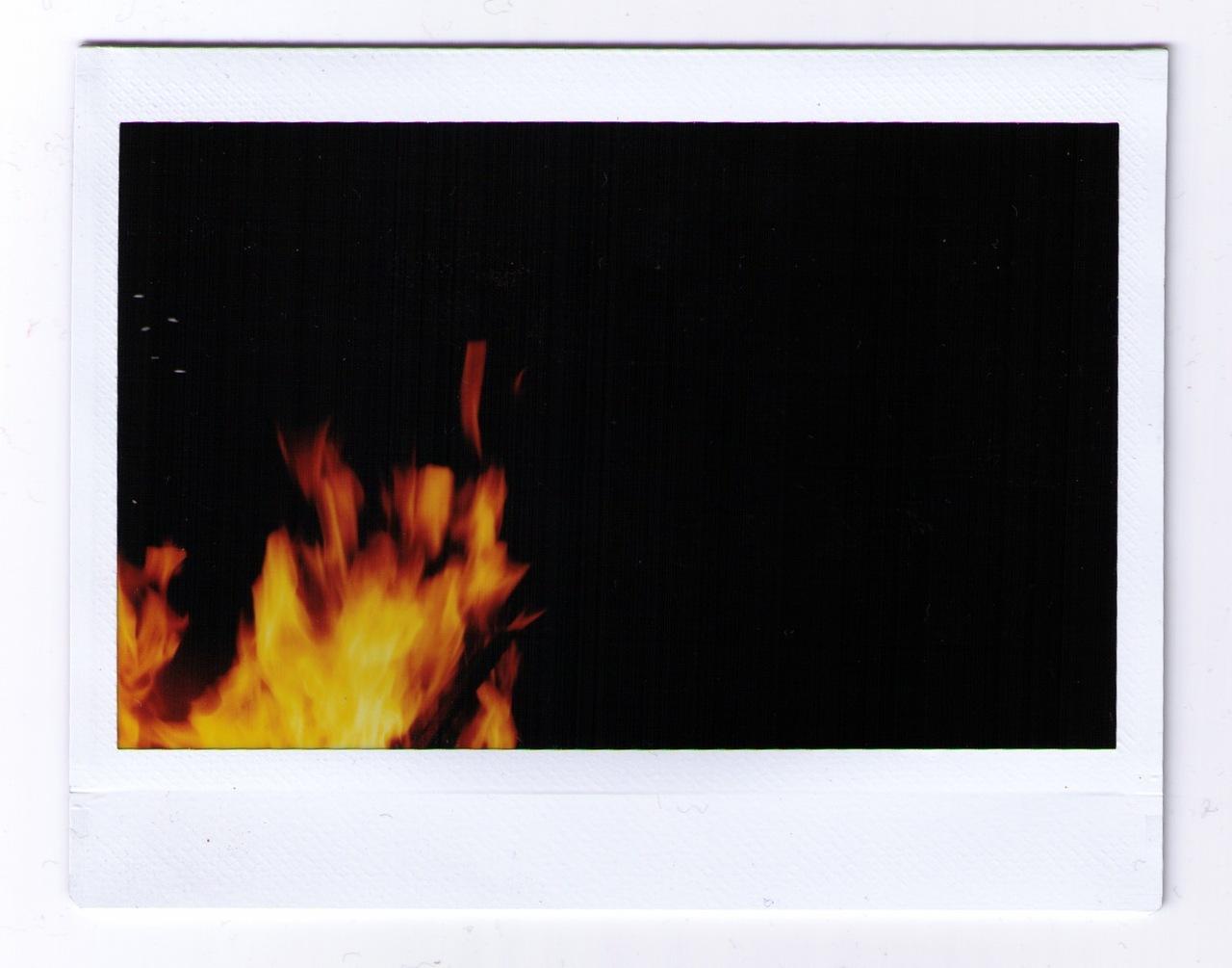 Fire at Feitler 7/31/10