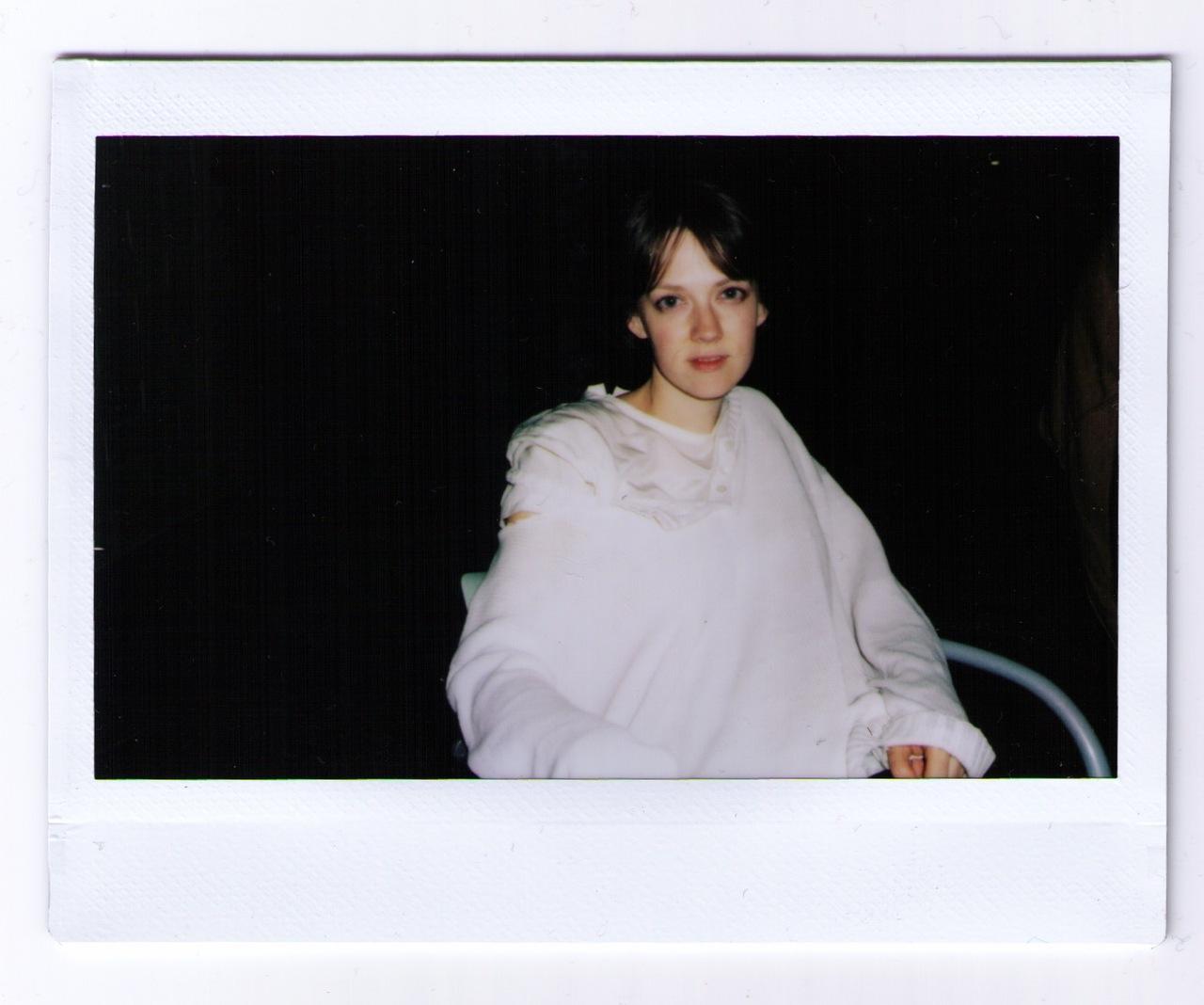 Molly McFadden 7/31/10