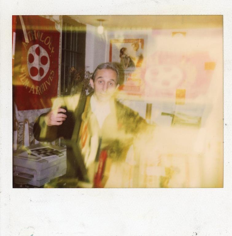 Jeff Perkins, mid-transfiguration Late 90s, AFA office, NYC