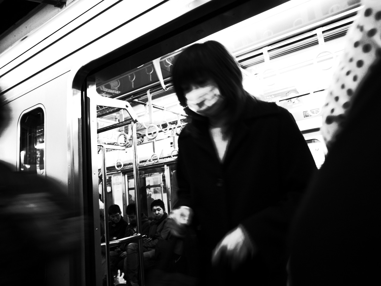 Tokyo Subway Jan. 142013