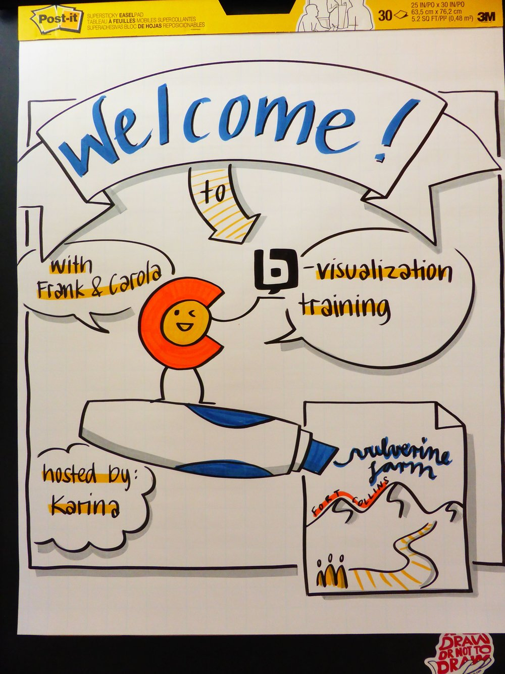 bikablo hosted by conversketch