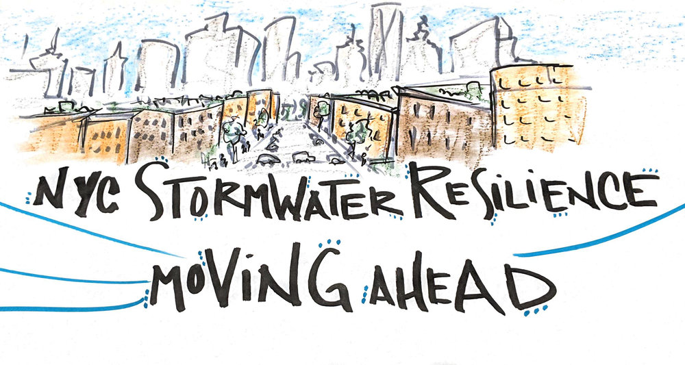 New York, New York:  Supporting the Mayor's office and a cross-disciplinary team of scientists, modelers, and data visualizers as they wrap up an immense project to help the City make informed decisions and plan for mitigation of future flooding.