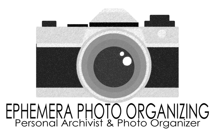 Ephemera Photo Organizing