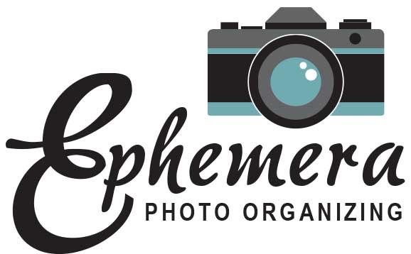 Services — Ephemera Photo Organizing