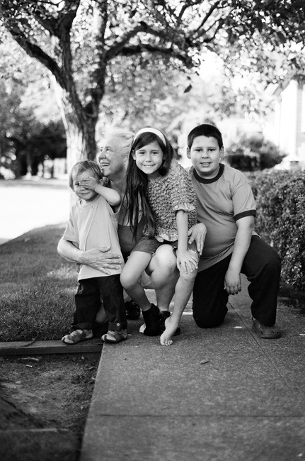 children family photography exhibition by Portland photographer Linnea Osterberg