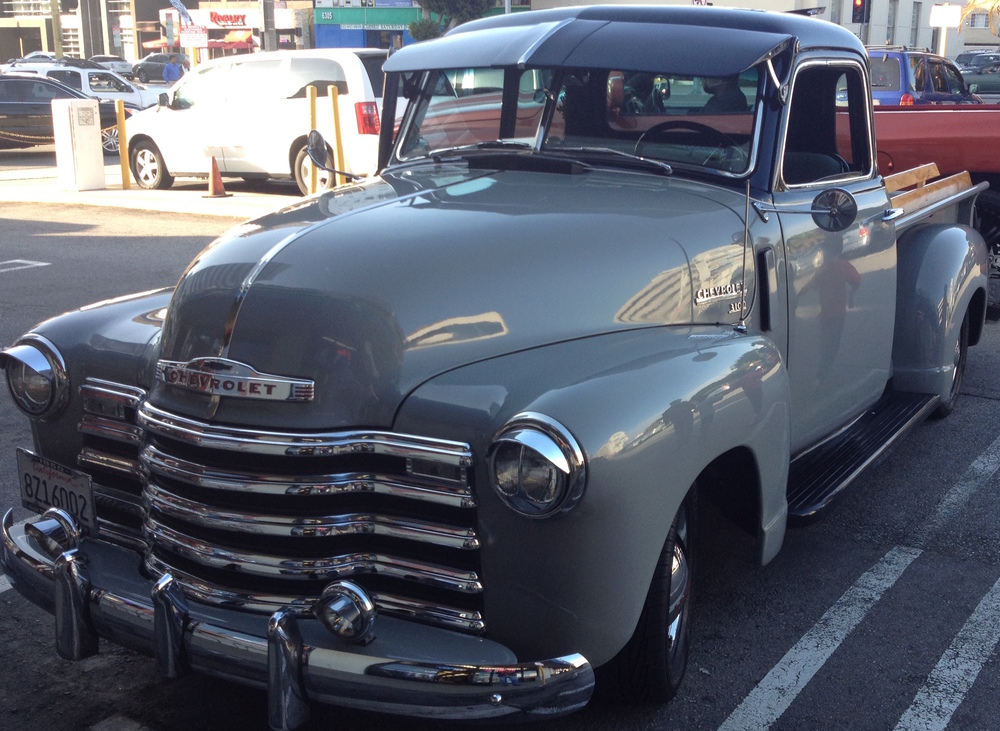 Simply Rent-A-Car — 1950 Chevy Truck 3100 | Classic Car Rental Los ...