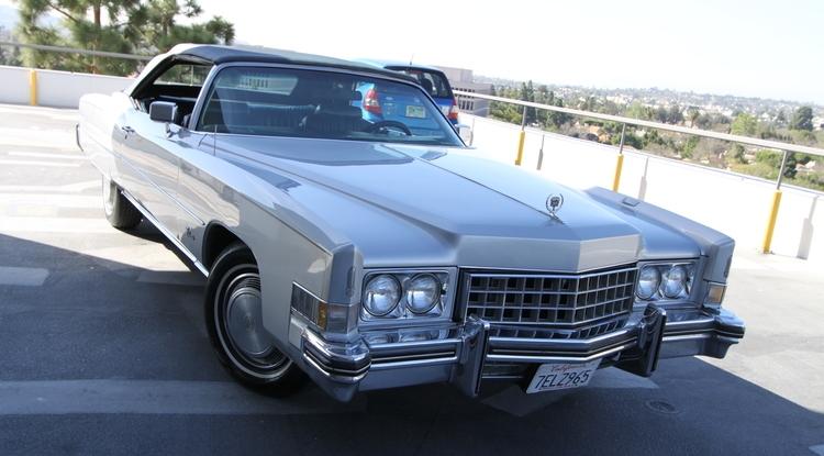 1973 Cadillac Eldorado - $349/day