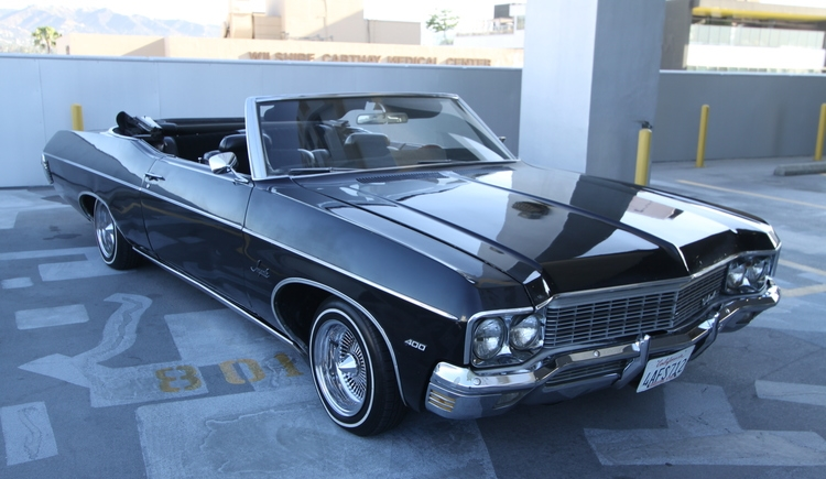 1970 Chevy Impala - $449/day