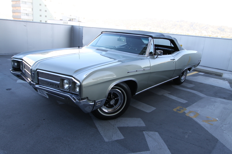 1968 Buick LeSabre - $349/day