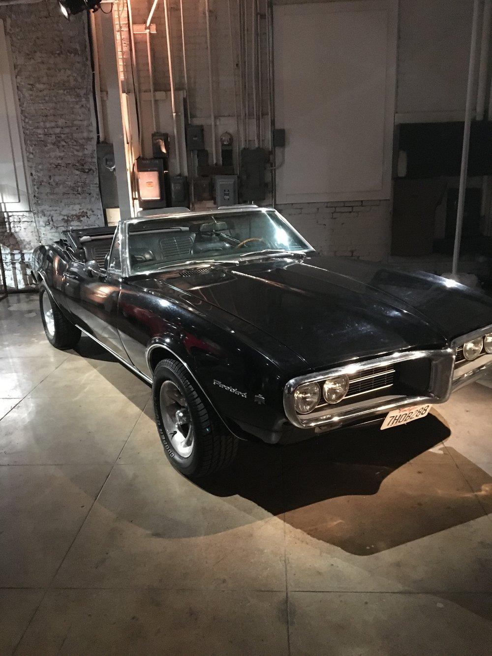 1967 Pontiac Firebird - $449/day