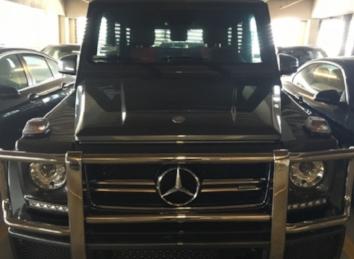 Mercedes G63 - $499/day