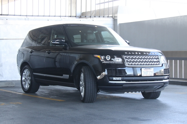 Land Rover Range Rover HSE - $249/day