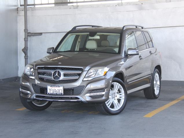 Mercedes GLK 350 - $119/day