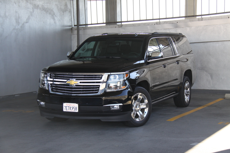 Chevy Suburban - $169/day
